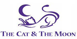Art Prints by Button Studio | The Cat & The Moon
