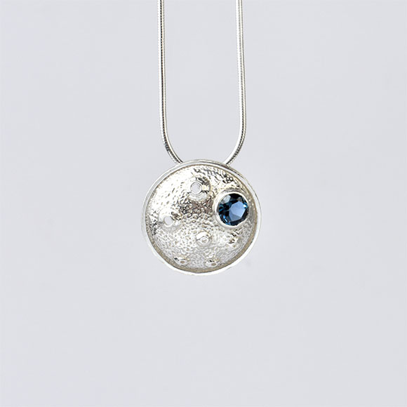 Blue Moon Medium Pendant