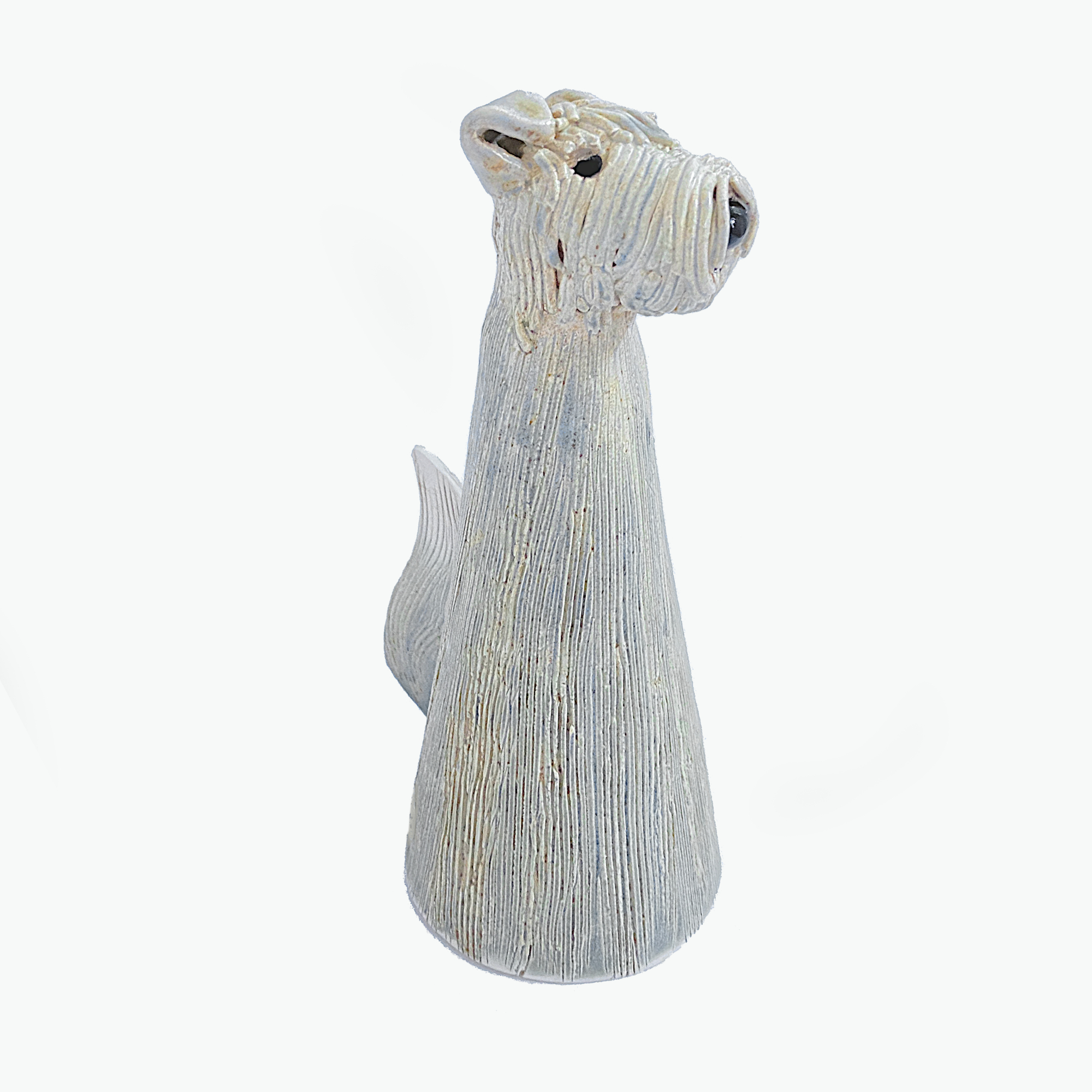 Ceramic Dog, Kathy Mooney
