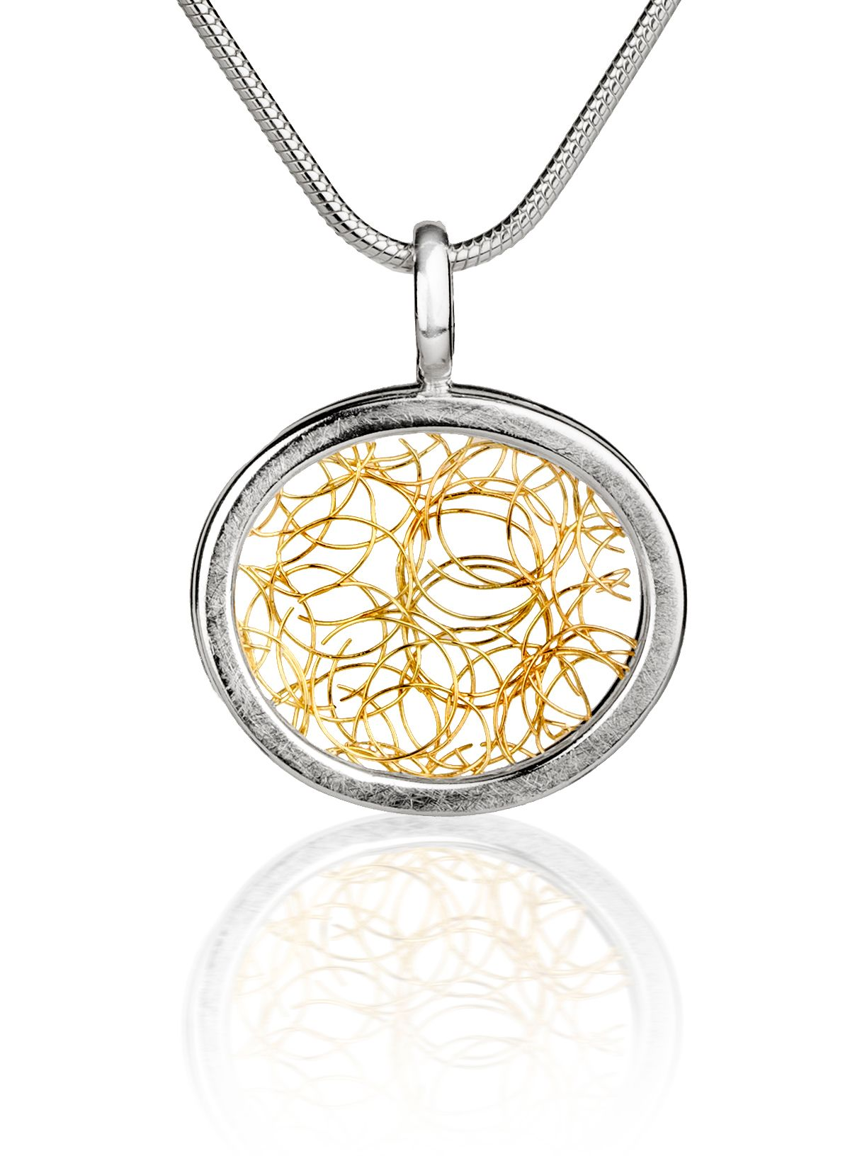 Eternal Medium Pendant | Jill Graham Jewellery