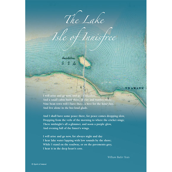 The Lake Isle of Innisfree | W B Yeats | Poetry