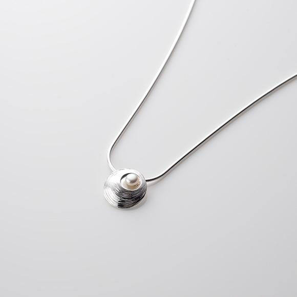 Oyster Pearl Small Pendant