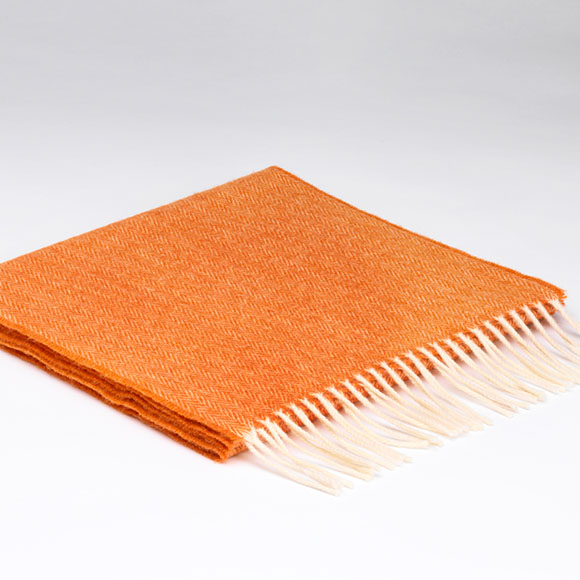 Lambswool, Orange