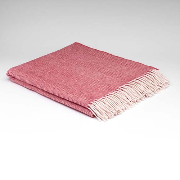 Supersoft Blanket, Spotted Coral