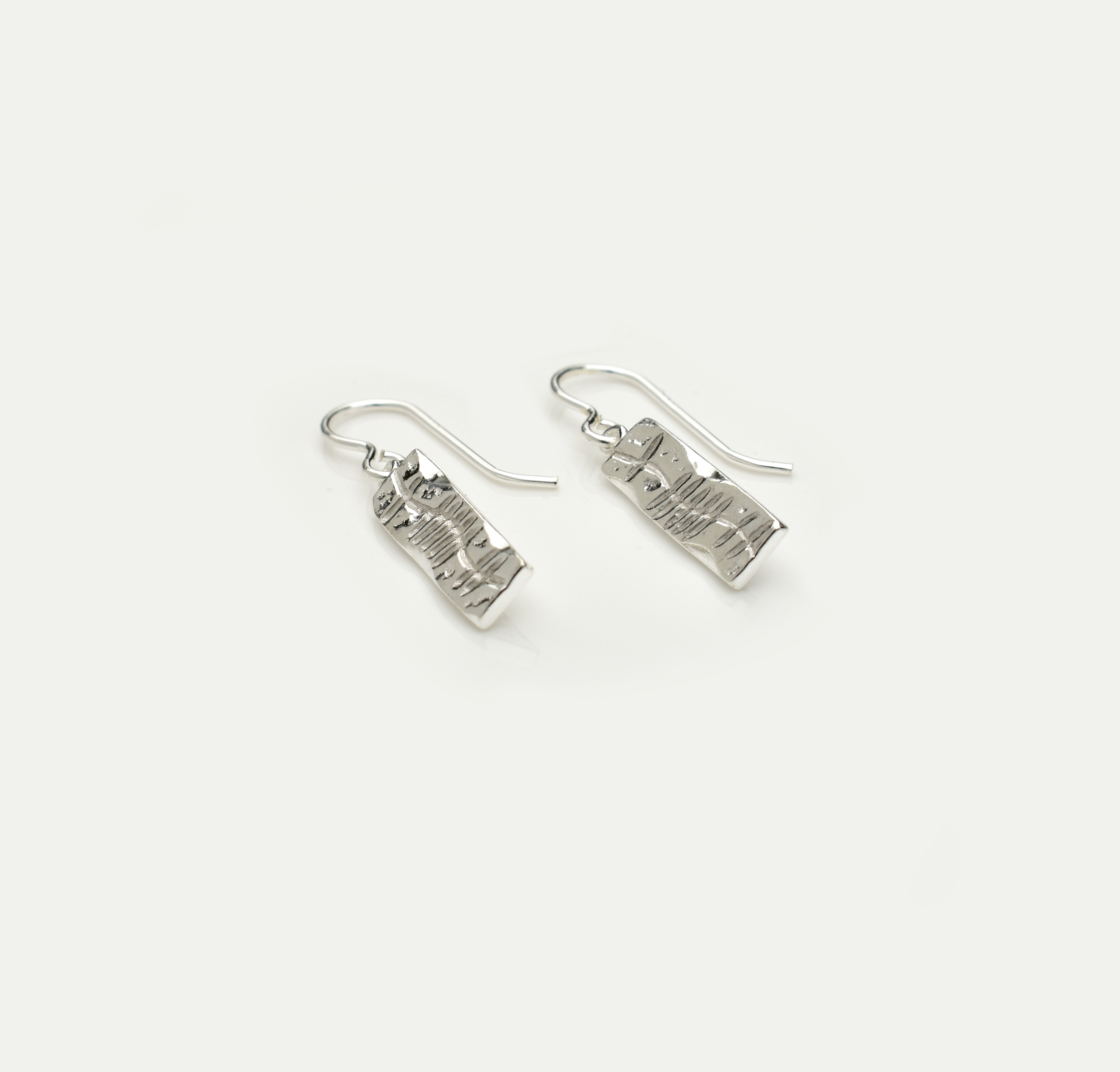 Ogham Gra Drop Earrings