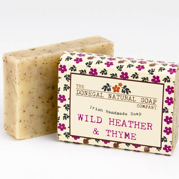 Donegal Natural Soap Co., Wild Heather & Thyme